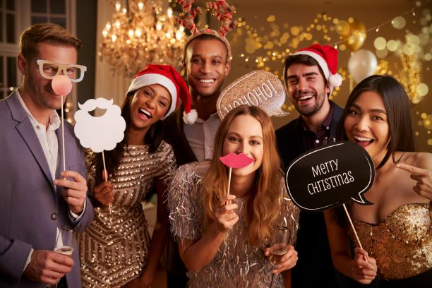 5 creative Christmas party ideas